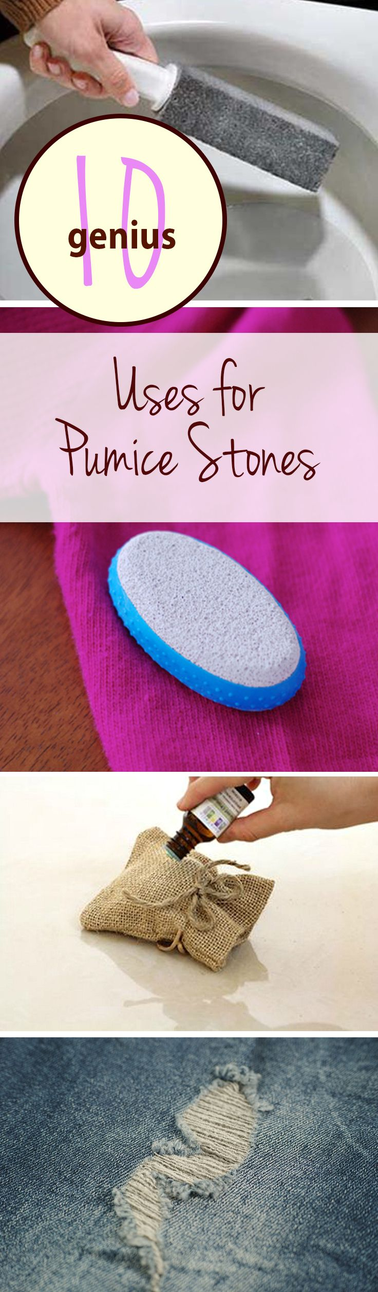 How to Use Pumice Stones, Pumice Stone Uses, Things to Do With Pumice Stones, Pumice Stone Uses, Uses for Pumice Stones, Popular Pin, Life Hacks, Health and Beauty Hacks