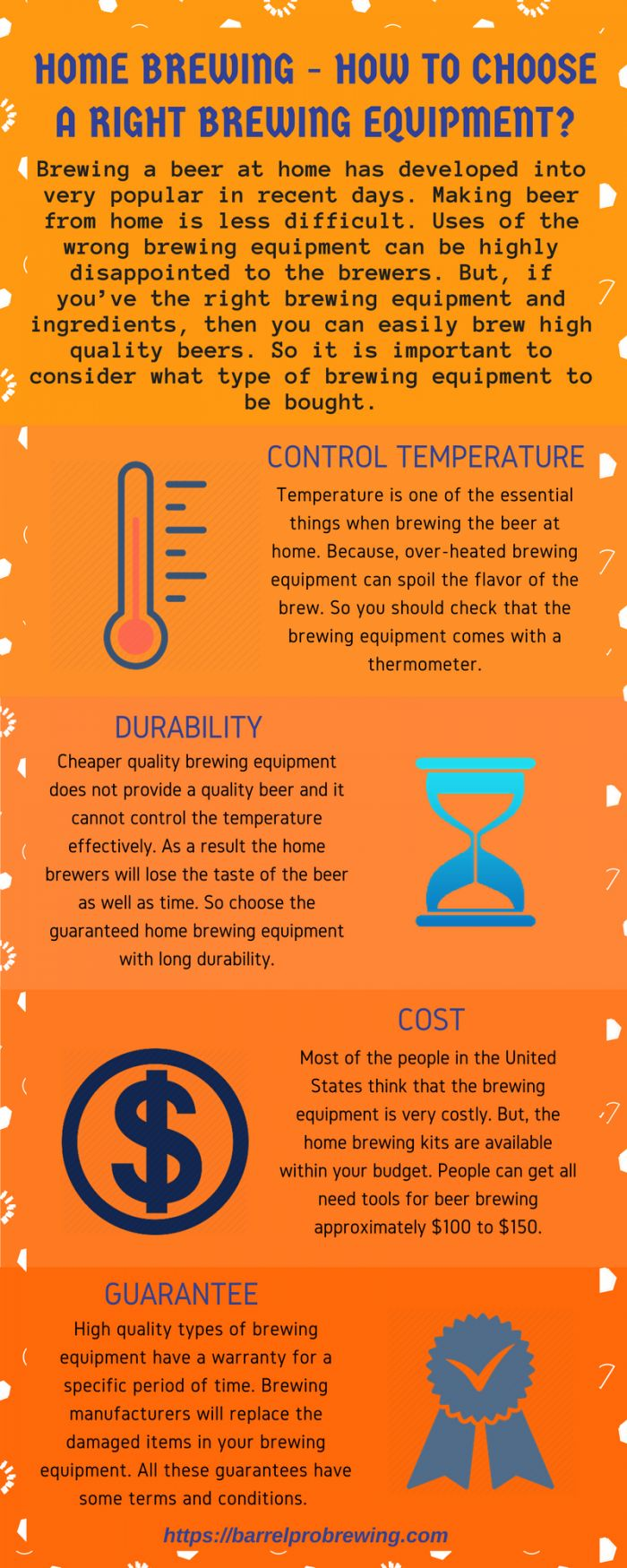 Sweetwater purchases pyramid brewing equipment plans to build second - Home Brewing Way To Choose A Right Brewing Equipment Infographics