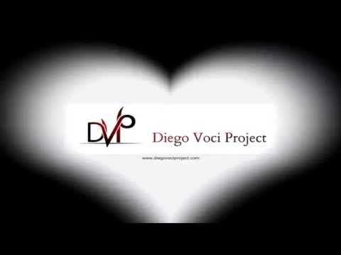 #DiegoVoci™ -  Catch a glimpse of the new DiegoVoci™Project Website courtesy of Stephen Max: www.diegovociproject.com