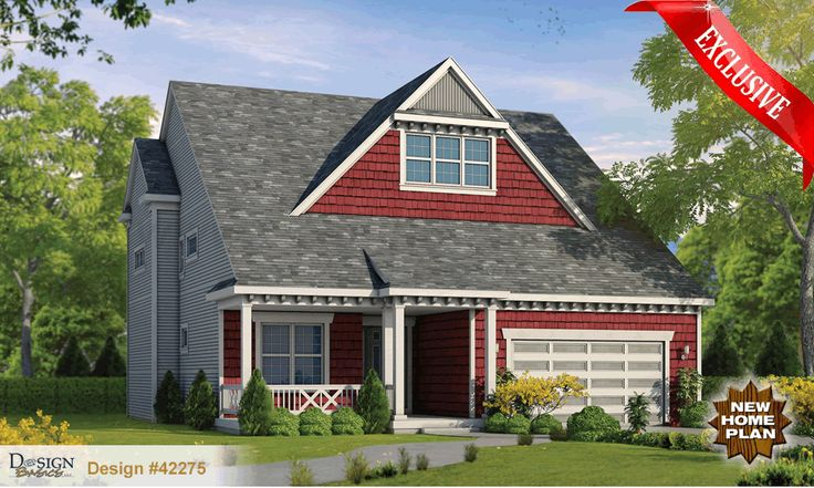 1000 images about new home plans on pinterest room to for House plans with offset garage