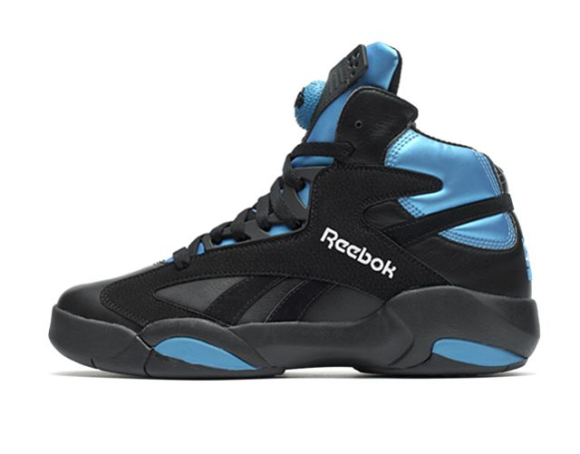 Reebok Classic Shaq Attaq 'Black Blue'. Shoes SneakersBlue ...