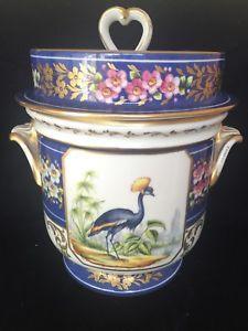 Le Tallec Porcelain Ice Cream Cooler Princess Astrid  | eBay