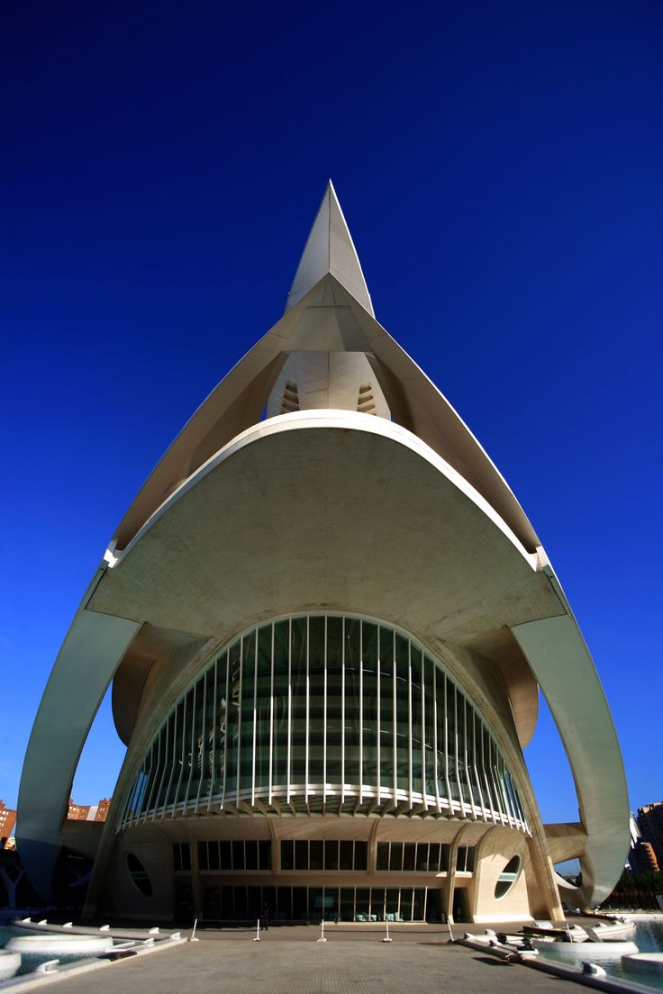98 best santiago calatrava images on pinterest - Palau de les heures ...