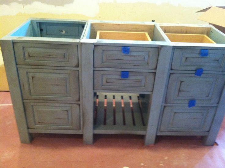 Shiloh Olde World Cabinets