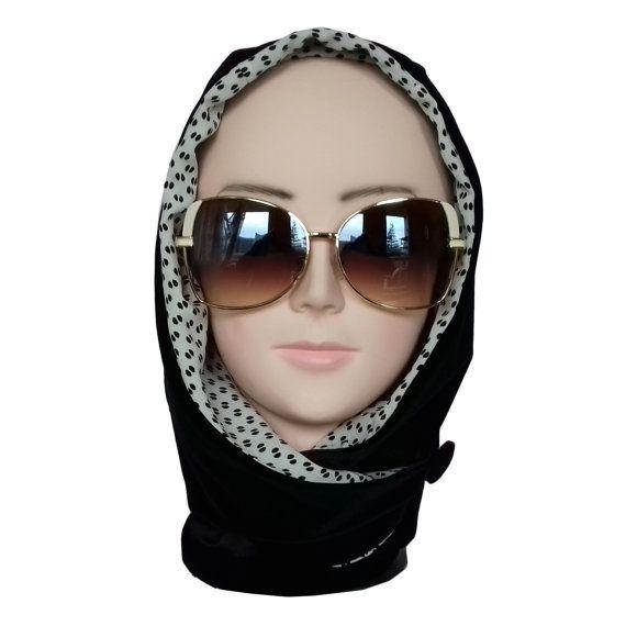 Woman's headdress. Fashionable women's hat. by ShopNataly on Etsy
