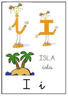INICIO LECTOESCRITURA: Abecedario de letrilandia