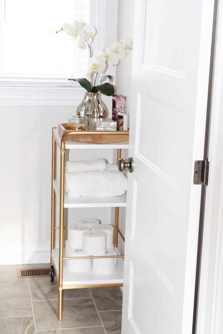 Bathroom Storage Cart dactus