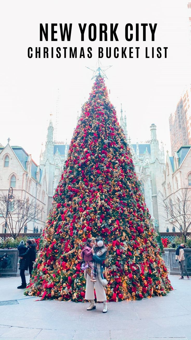 Experience All The Christmas Feels In New York City In 2020 Nyc Travel Guide New York City Travel Winter Travel Destinations