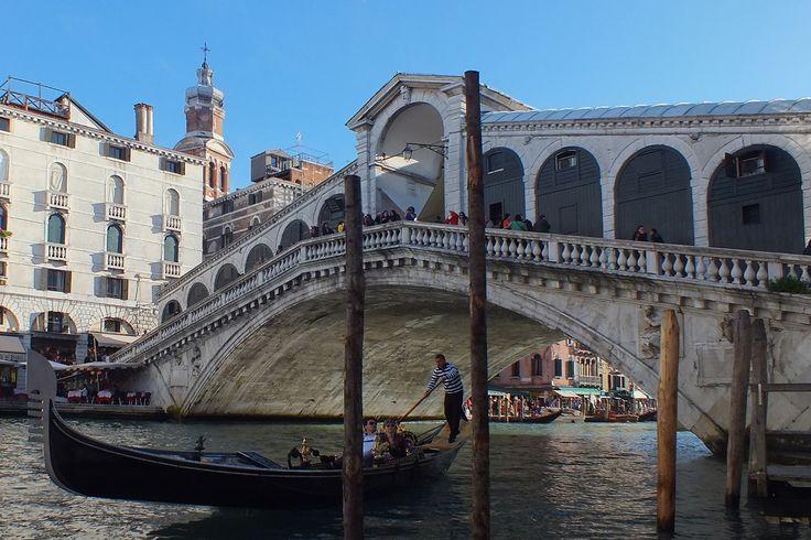 Венеция. Мост Риальто / Rialto Bridge