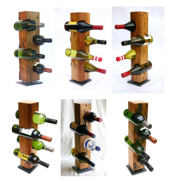 ber ideen zu rustikale weinregale auf pinterest weinregale palettenregale f r wein. Black Bedroom Furniture Sets. Home Design Ideas