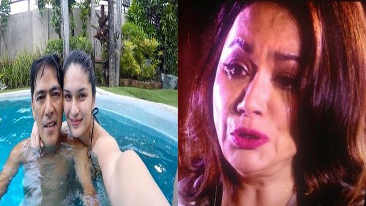 Dina Bonnevie Says Something About Pauleen Luna and Vic Sotto