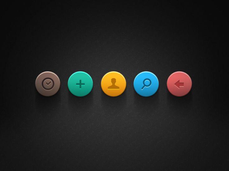iPhone/iPad app icons