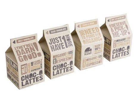Дизайн икофе - Упаковка