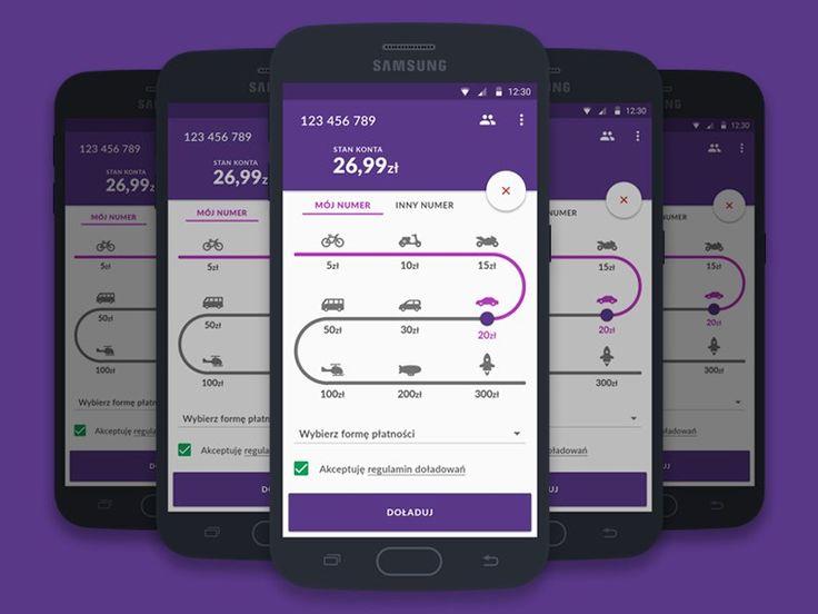 Mobile operator App