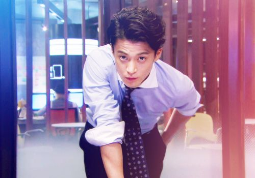 Rich Man, Poor Woman #Oguri Shun