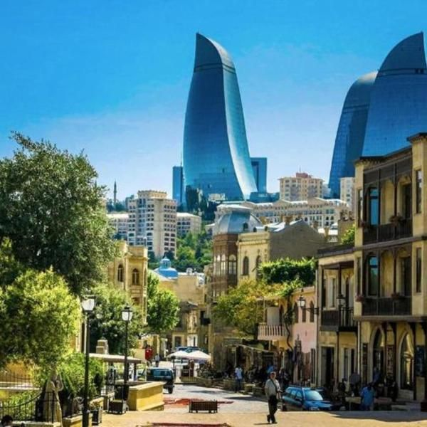 Caucasus Hotel Area Apartment Located In Baku 6 Km From Ganjlik Mall And 7 Km From Freedom Square Caucasus Hotel Area Apartment Provides Air Conditioned Accommo