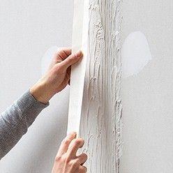 appliquer des bandes joints pour plaques de pl tre en. Black Bedroom Furniture Sets. Home Design Ideas