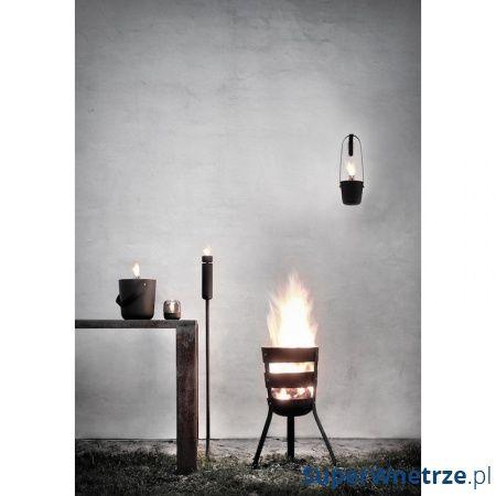 Palenisko ogrodowe Menu Fire Basket czarne 4768539