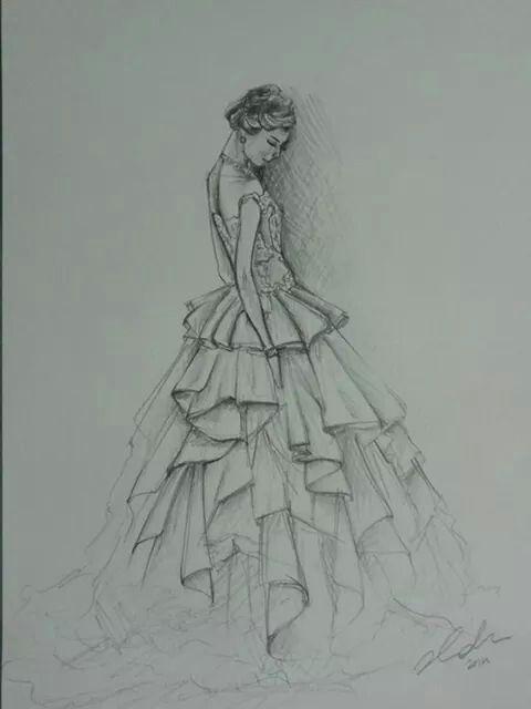 Illustration girl by ARTEILA