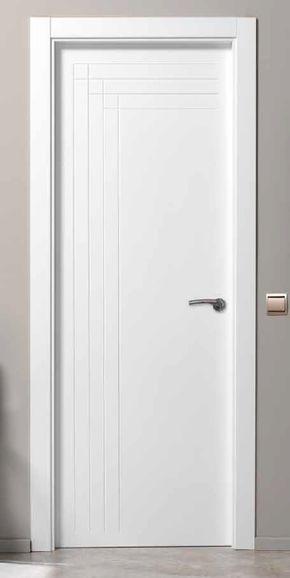 17 mejores ideas sobre puertas blancas en pinterest for Fabrica de puertas de interior