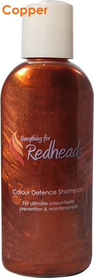 Colour Depositing Shampoo for Red Hair 100ml. Something to try?