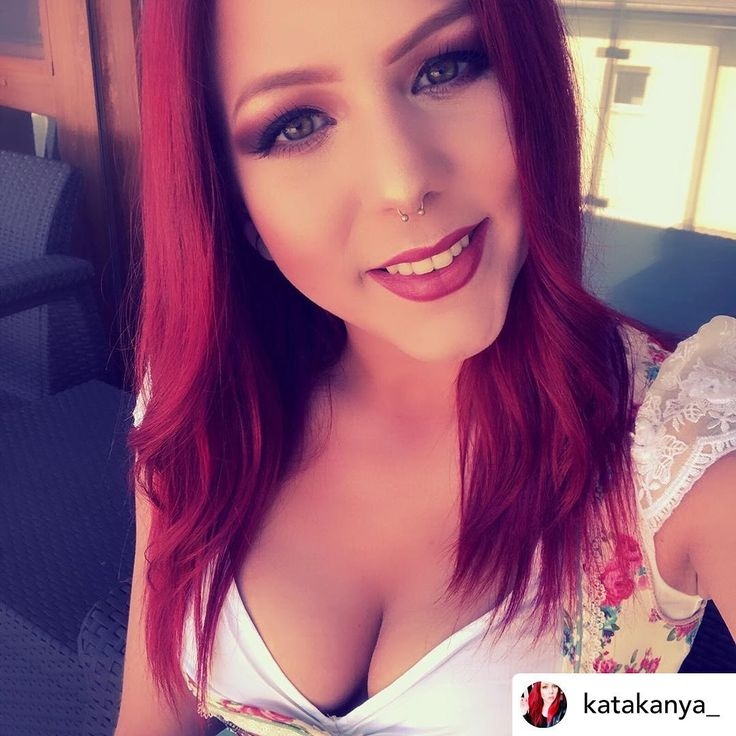 Red haired beauty  Posted @withrepost  @katakanya_  #likes #happy #sun #summer #…
