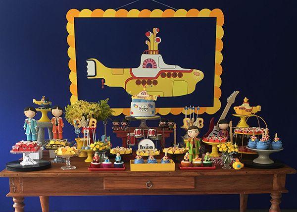 decoracao festa infantil yellow submarine:1000 ideias sobre Bolos Com Tema De Urso no Pinterest