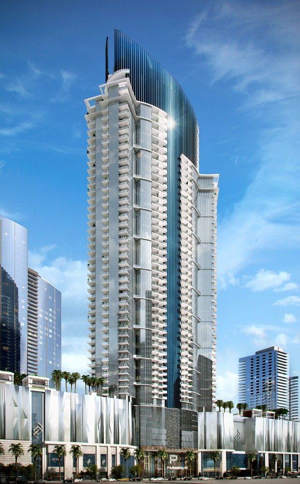 Brasileiros são 25% dos compradores de novo edifício de luxo em Miami (Foto: Divulgação) http://glo.bo/1GqqEUQ