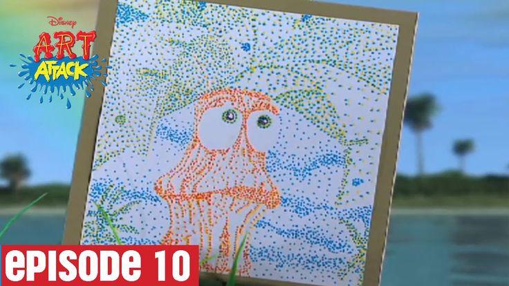 Neil Buchanan on 30 years of Art Attack: Every kid thinks