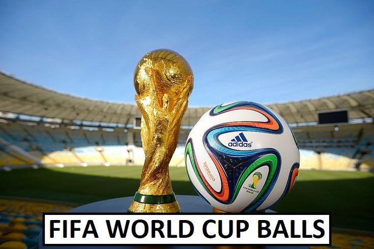 First FIFA World Cup ball was made in 1930. After that many official match balls came out on each new event. Take a look at all World Cup soccer balls. #FIFAWorldCup