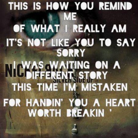 What type of poem is Rockstar, by Nickleback?