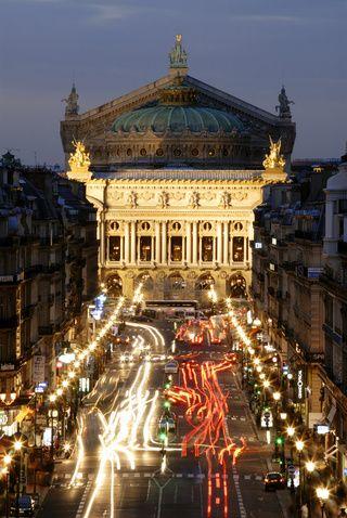 """La Ópera Garnier, """"el opulento bastardo de todos los estilos"""""""