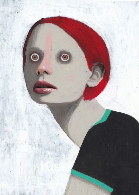 Guim Tió Zarraluki, stunning painted portraits