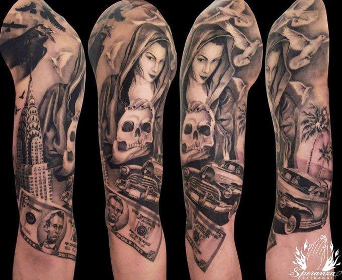 Tattoo Artist - Speranza Tatuaggi