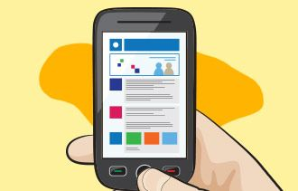 Google's 3 Essentials for Mobile-Friendly Websites - Make them fast with large buttons and quick access to business information. Very short article includes stats from a Google sponsored survey. Link to survey in article.