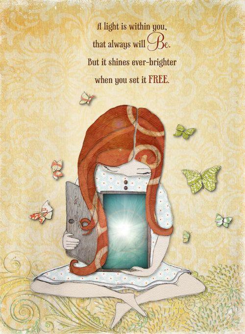 Set your light freeeeee!