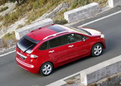 Honda FR-V prices - http://autotras.com