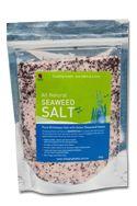 Seaweed salt. A healthier salt alternative.