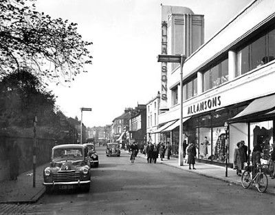 Grange Road 1950s, Birkenhead