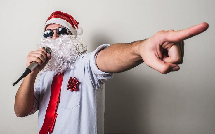 Here Are a Few Tips and Tricks to Look After Your Christmas Voice This Silly Season