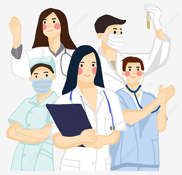 Medical Medical Class Medical Personnel Hospital Png And Psd In 2020 Nurse Cartoon Doctor Medical Nurse Drawing