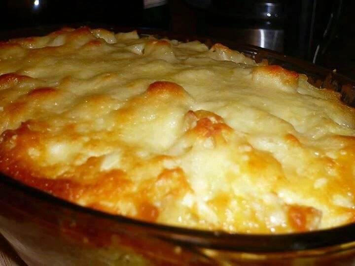 Baked mac and cheese |...