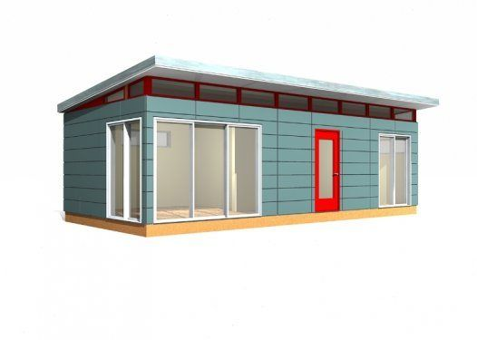 1000 ideas about prefab sheds on pinterest modern shed for Building a prefab shed