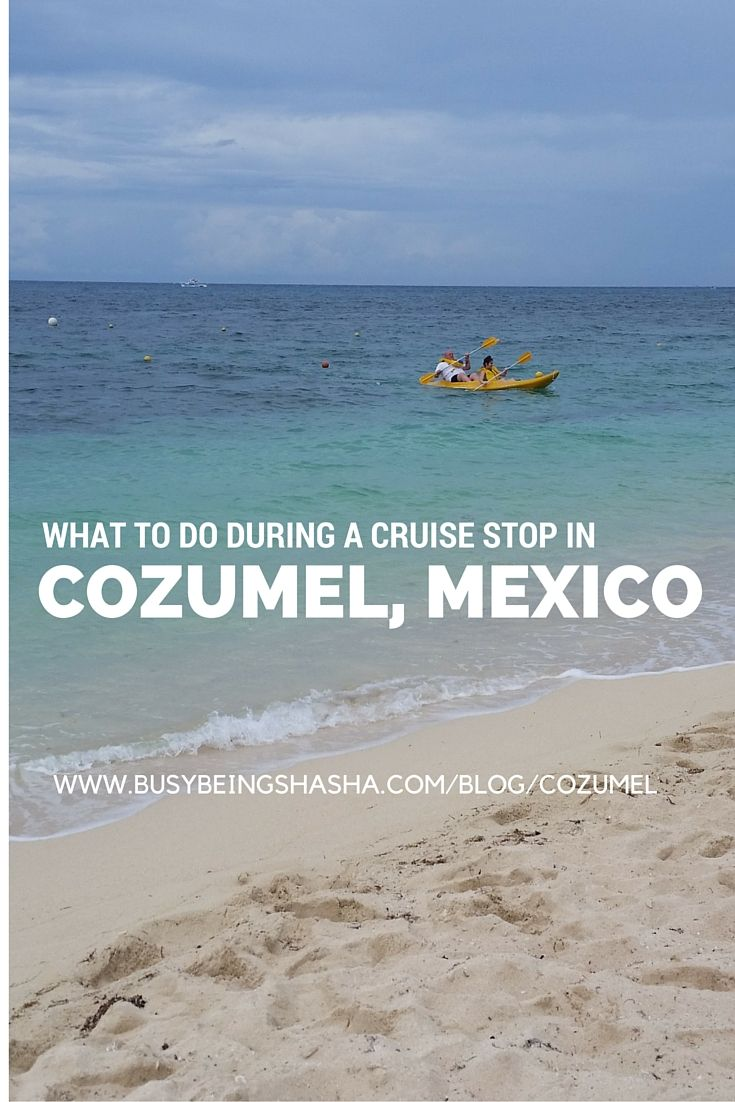Do you want to have a great beach day in Cozumel, Mexico? Check out my review of Mr. Sanchos beach club.