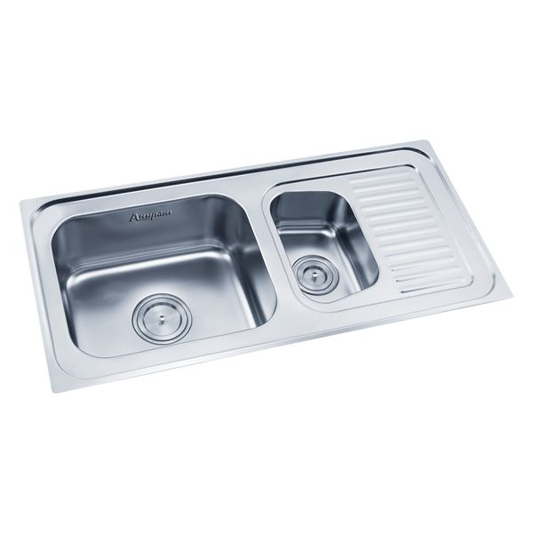 Buy Double Sink 311 in Sinks through online at NirmanKart.com