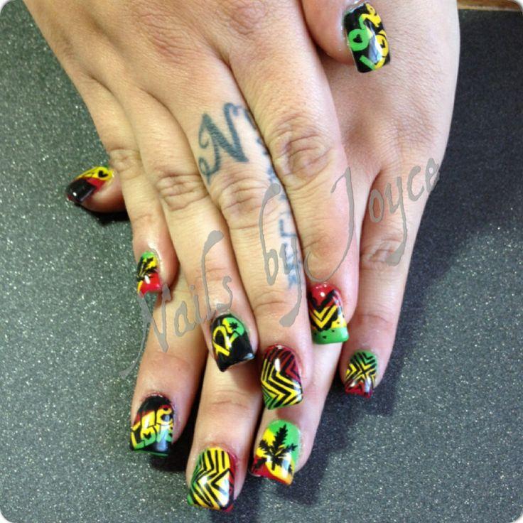 Beautiful nails hull