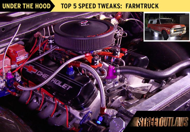 Street Outlaws TV Show Cars | Street Outlaws