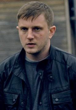 Ben Drew - DC George Carter, the Sweeney (2013)