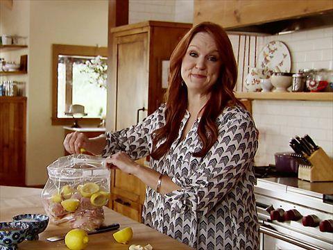 Roasted Lemon Chicken Legs  by: Ree Drummond~ The Pioneer Woman