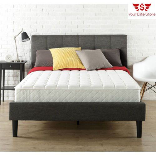 KING-Size-Mattress-In-A-Box-Adjust-to-Body-Individual-Spring-8-034-Sleeping-Bed